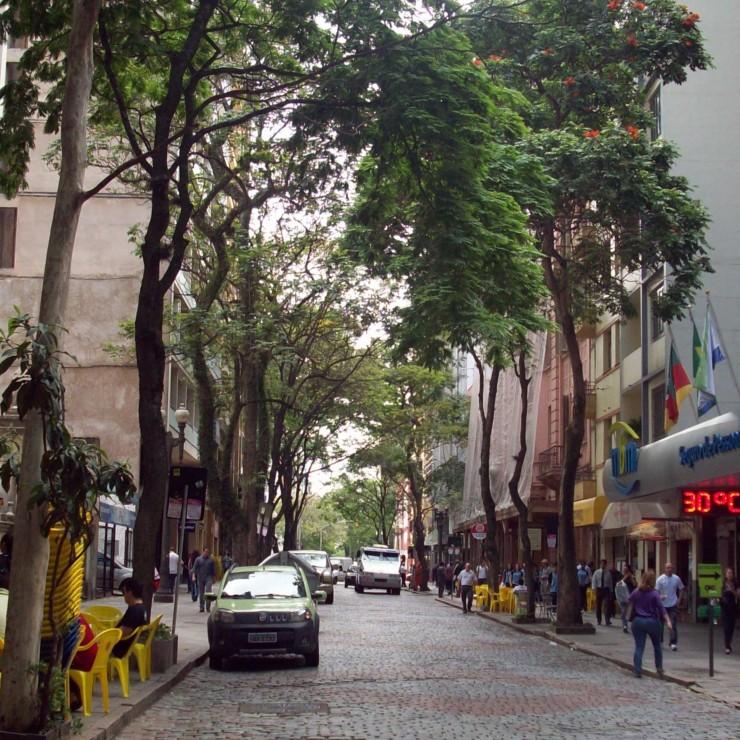 Rua dos Andradas, Porto Alegre