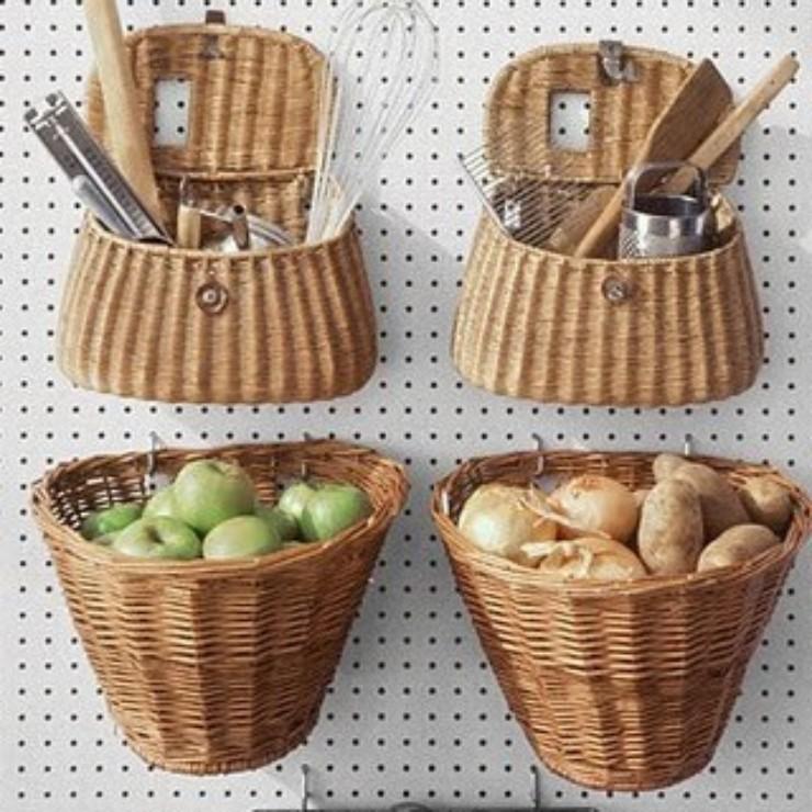 detalhes magicos na cozinha- cestos de vime