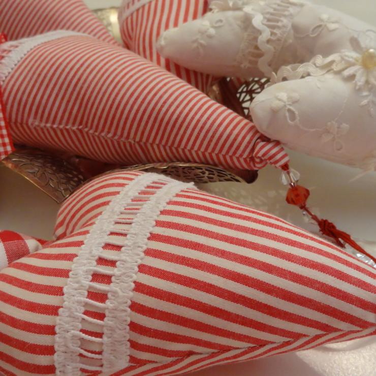 corações de tecido, blog detalhes magicos