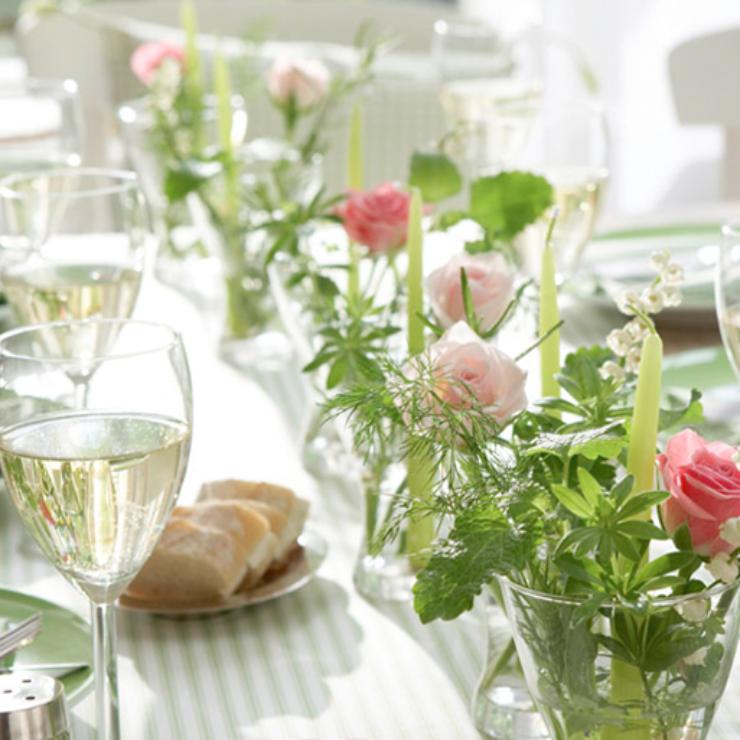 flores no vaso,mesa arrumada, blog detalhes magicos