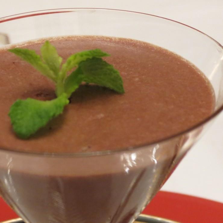 Musse de Chocolate no blog detalhes magicos
