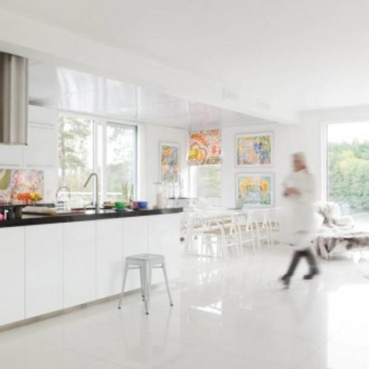 Casa em Nacka, Suecia, no blog detalhes magicos