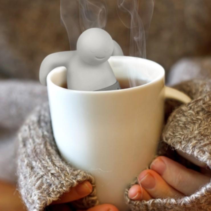 Infusor de chá Fred&Friends no blog Detalhes Magicos
