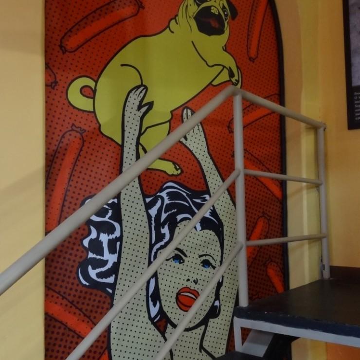 Hot Dog Bonfa´s no blog Detalhes Magicos