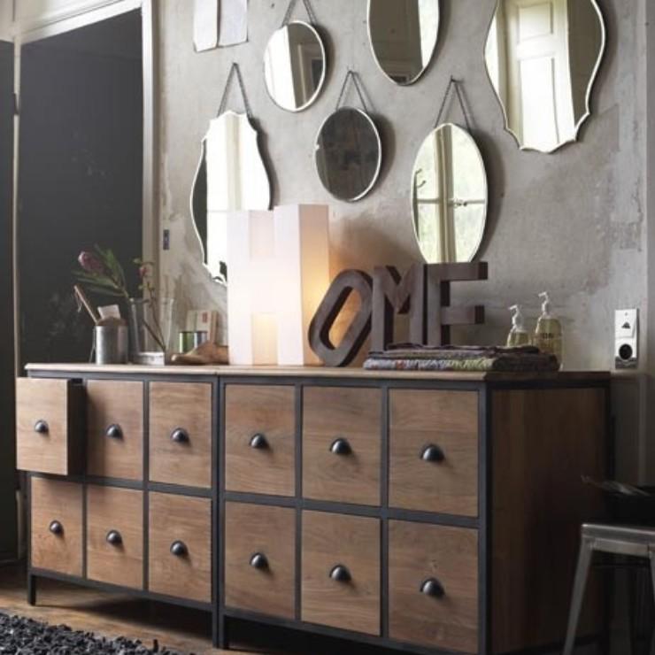 Espelhos pequenos no blog Detalhes Magicos