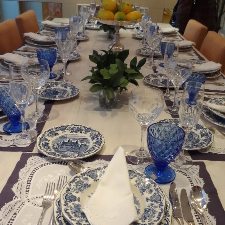 Sala de jantar no blog Detalhes Mágicos