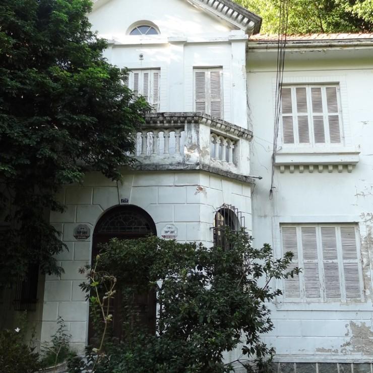 Casas da rua Luciana de Abreu no blog Detalhes Magicos
