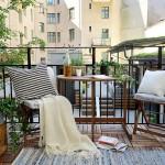 Pequeno apartamento na Suecia, no blog Detalhes Magicos