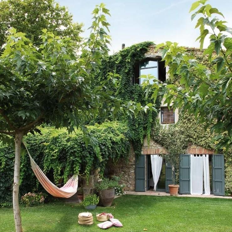 Casa de fazenda em Emporda no blog Detalhes Magicos