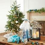 Natal em azul, no blog Detalhes Magicos