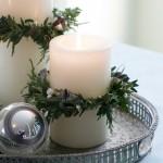 Acolhendo com velas no blog Detalhes Magicos