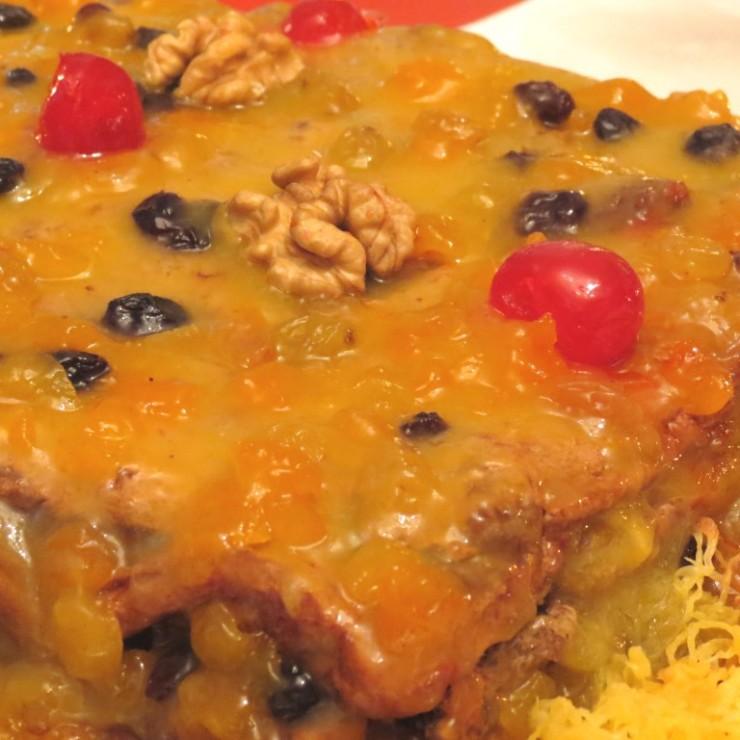 Torta de nozes no blog detalhes magicos