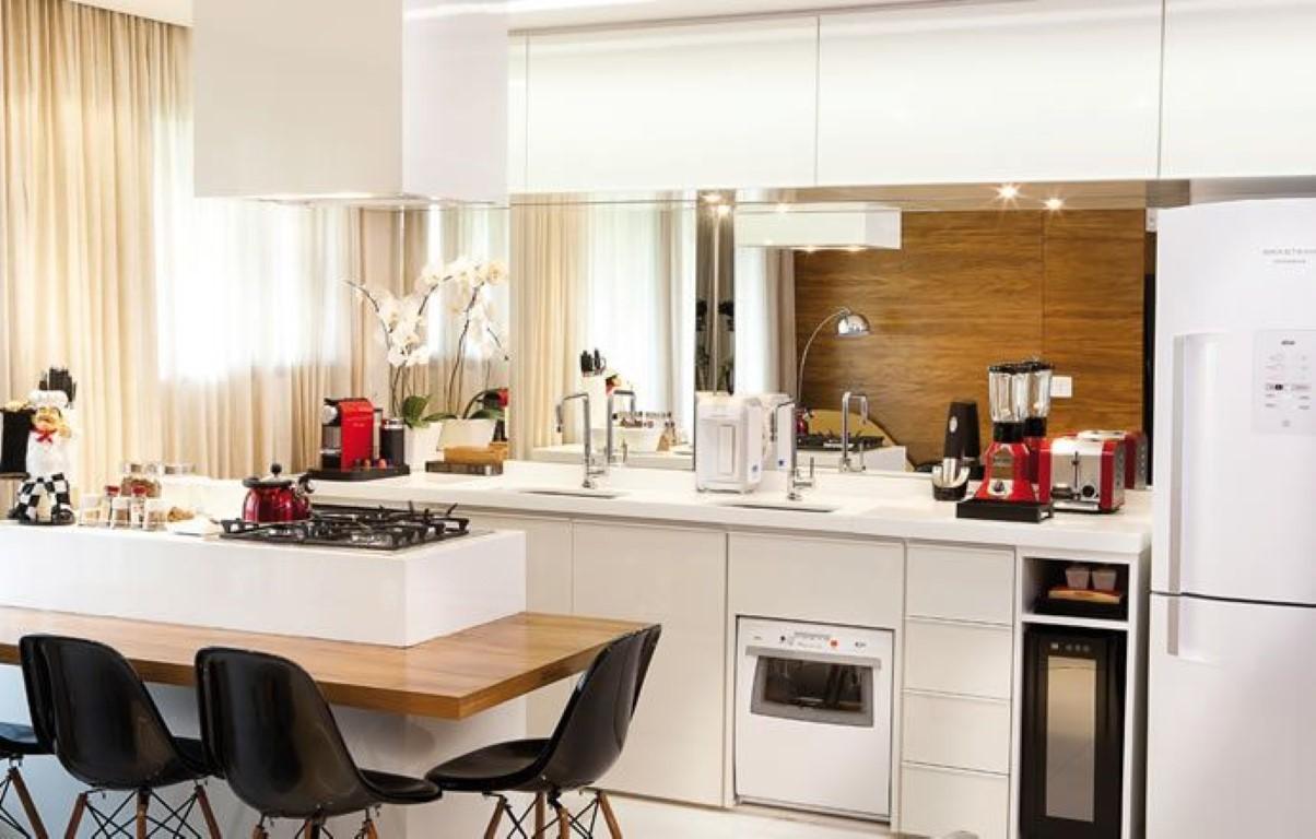 Espelho Na Cozinha Detalhes M Gicos
