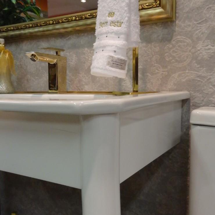 Banheiro luxo no blog Detalhes Magicos