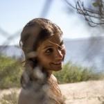 Júlia na praia de Itapuã, blog Detalhes Magicos