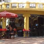 Praça Otavio Rocha em Porto Alegre, no blog Detalhes Magicos