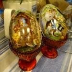 Detalhes de uma mesa mágica de Pascoa no blog Detalhes Magicos