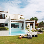 Casa em Cadiz no blog Detalhes Magicos