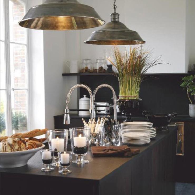 Preto na cozinha no blog Detalhes Magicos