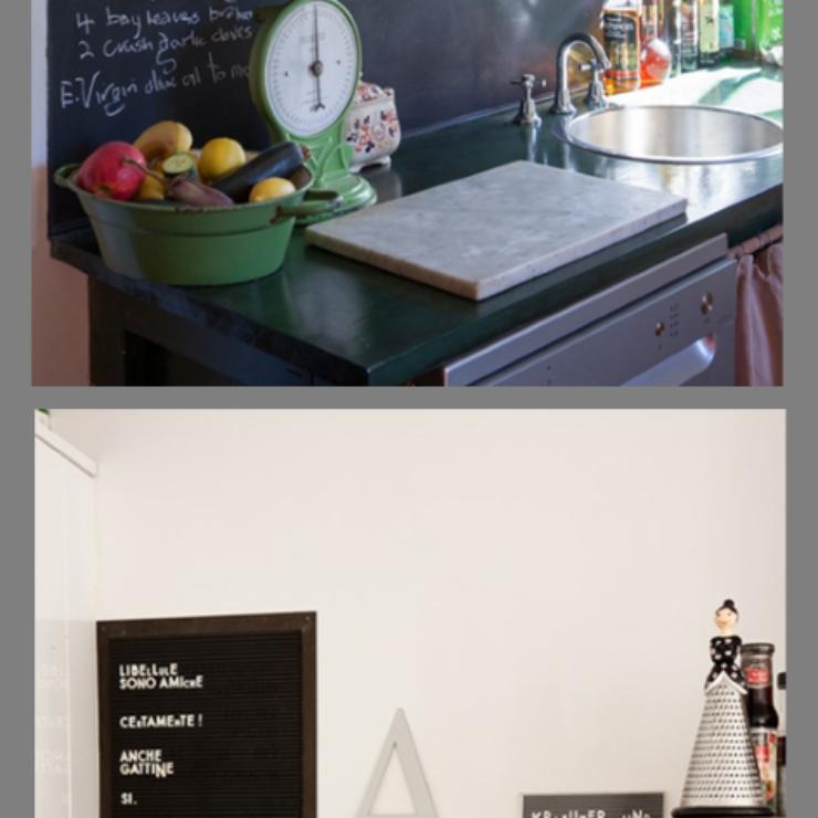 Pendurar objetos na cozinha, blog Detalhes Magicos