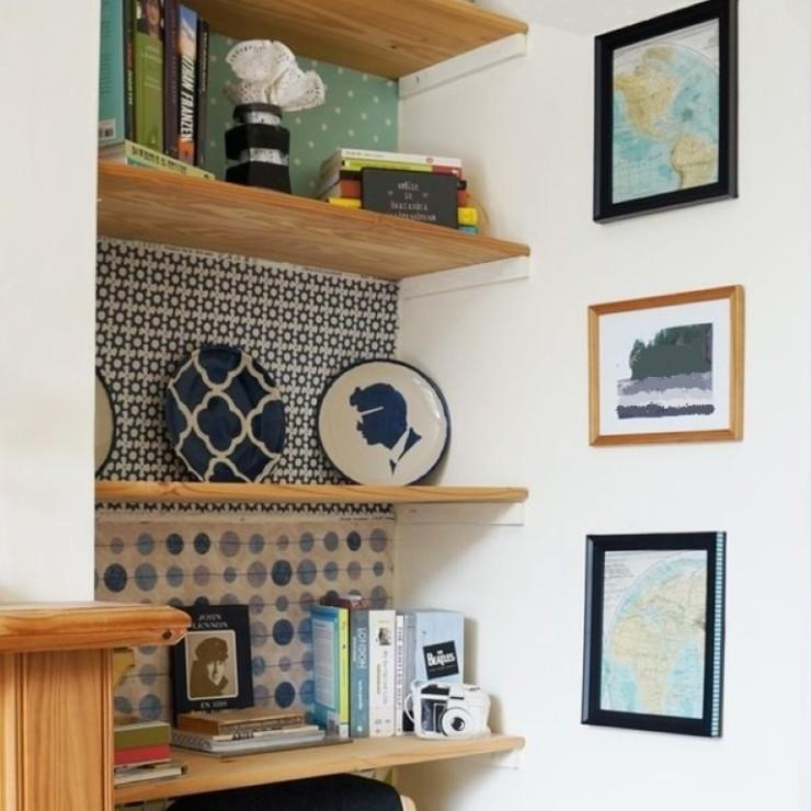 Tecido nas paredes, blog Detalhes Magicos