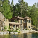 Casa do lago em Estocolmo, blog Detalhes Magicos