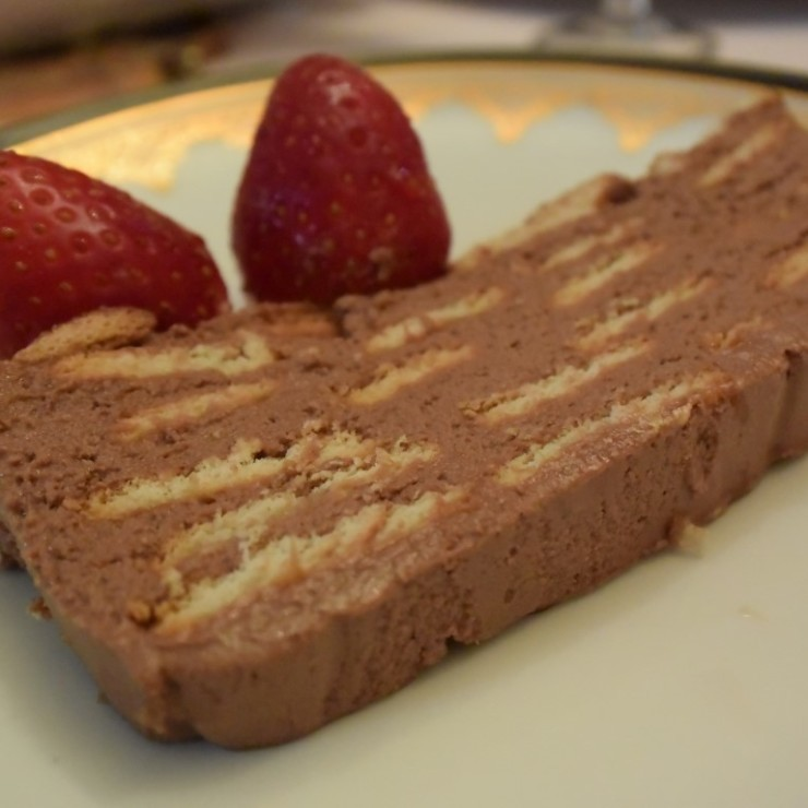Pave de chocolate no blog Detalhes Magicos