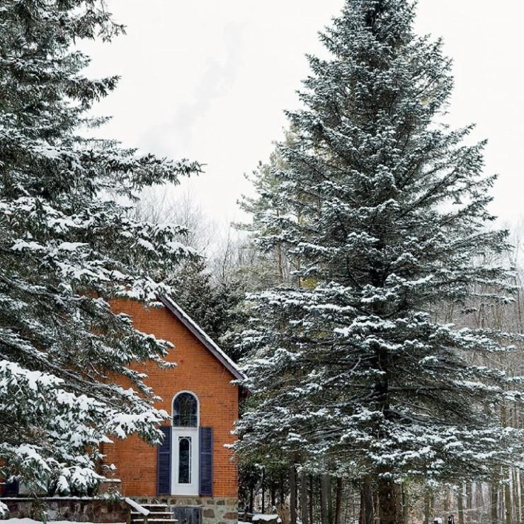 Casa em Ontario no blog Detalhes Magicos