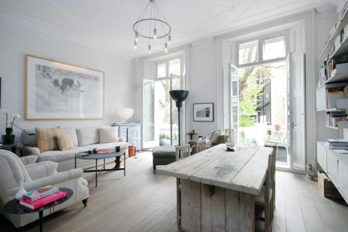 Inspirador apartamento em londres detalhes m gicos for Acabados apartamentos pequenos