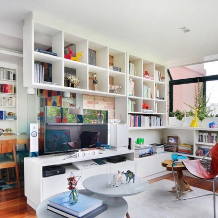 apartamento paulistano no blog Detalhes Magicos