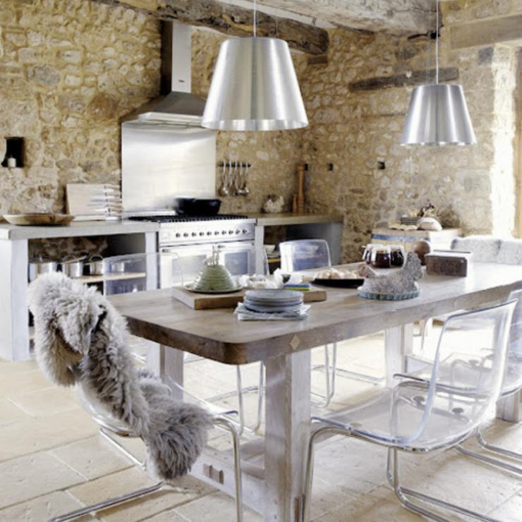 Casa em Dordogne, no blog Detalhes Magicos