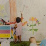 Pintar papel de parede
