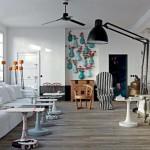 apartamento de Paola Navone em Paris