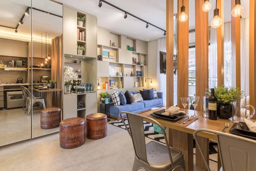 apartamento-pequeno-integrado
